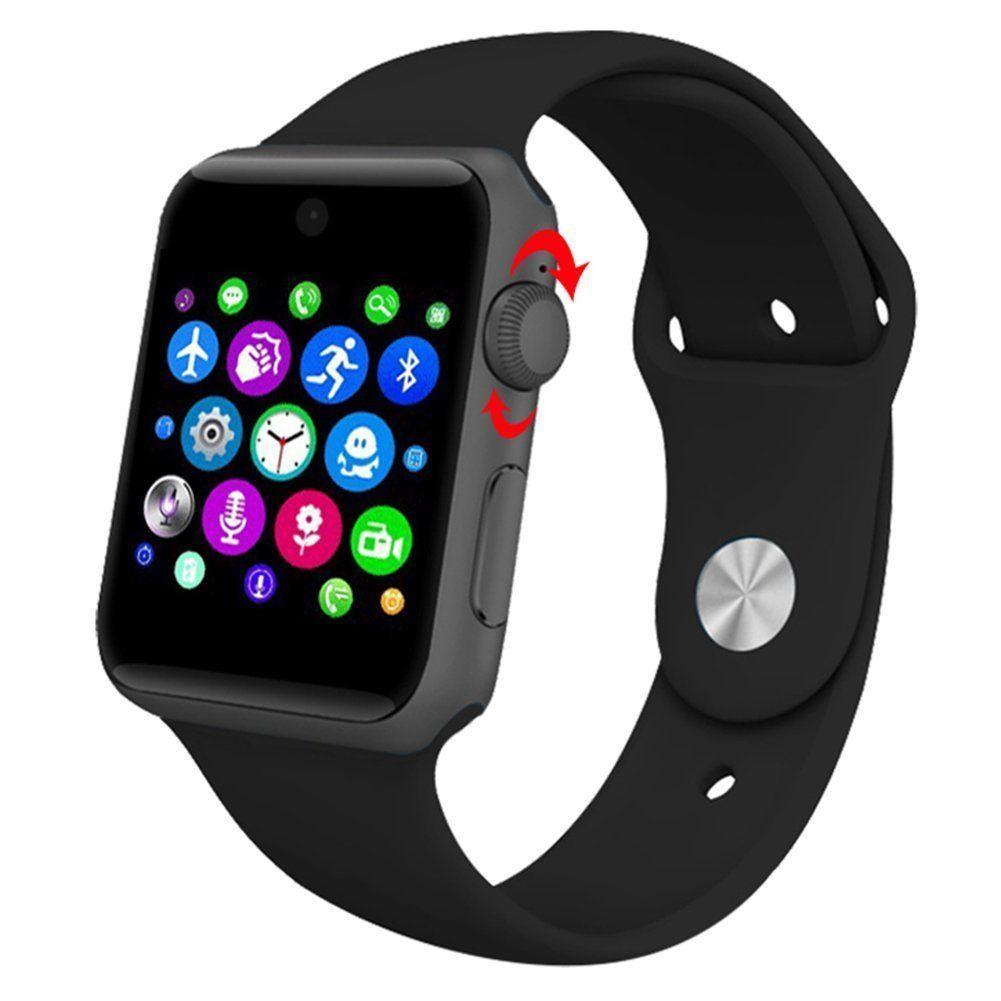 Cxy dm09 bluetooth smartwatch 25d arc hd screen support