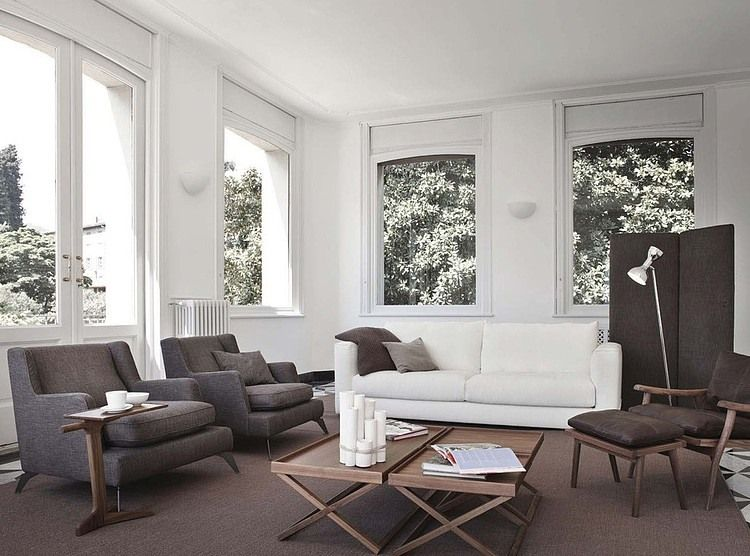 Living Rooms By Usona   Deco Salon   Pinterest   Living Rooms, Room And  Interiors