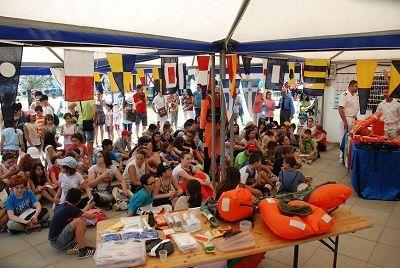 Giornata della Sicurezza in mare alla Lega Navale di Pescara