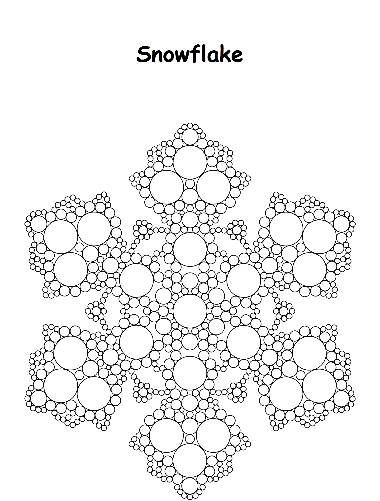 intricate coloring pages christmas - photo#44