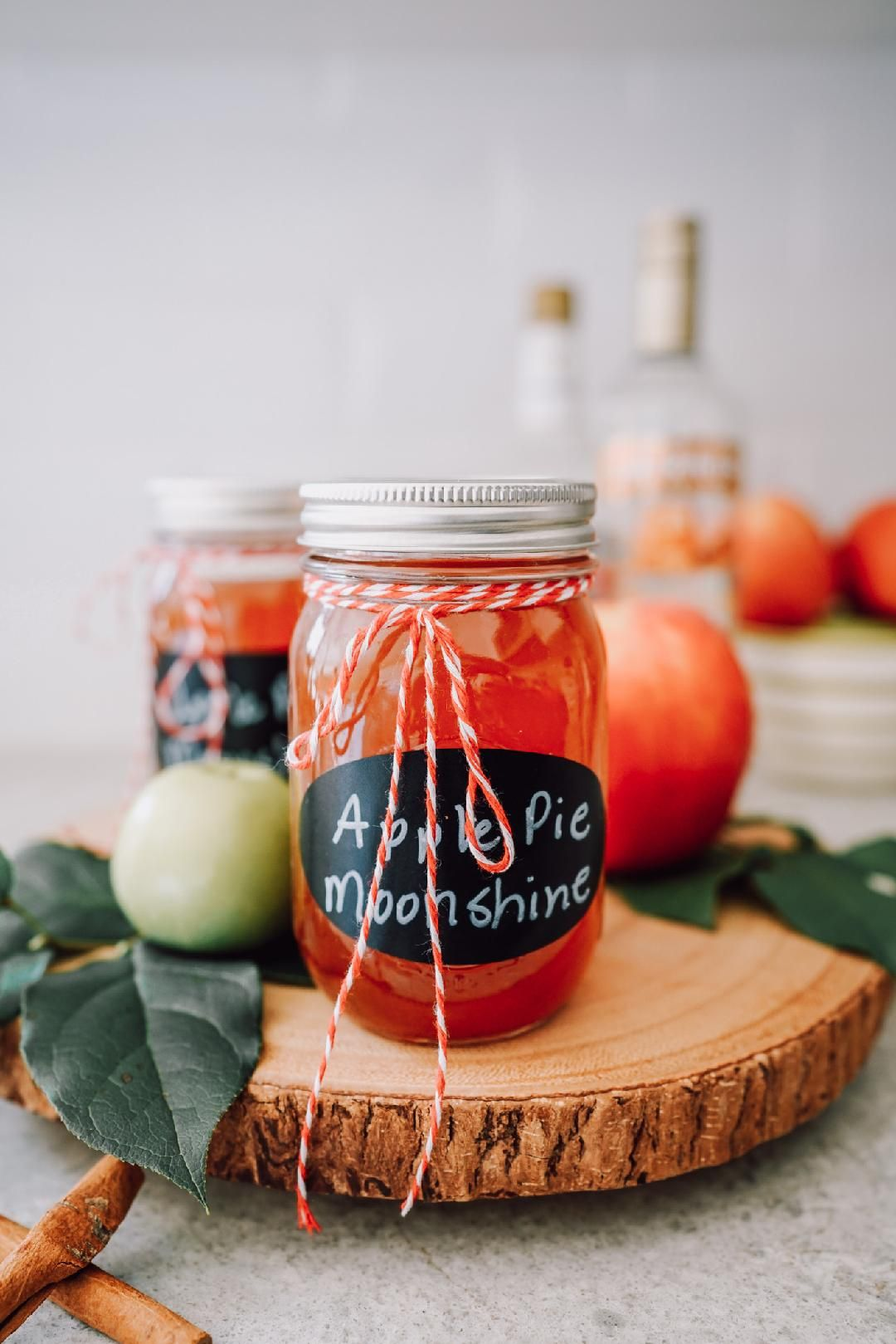 Ninja Foodi Mostaccioli The Tasty Travelers Moonshine Recipes Apple Pie Moonshine Instant Pot Recipes