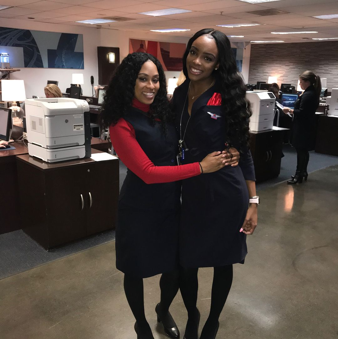 cover letter flight attendant%0A Flight attendant        Likes     Comments  Tonya Renee     prettytonyarenee  on Instagram