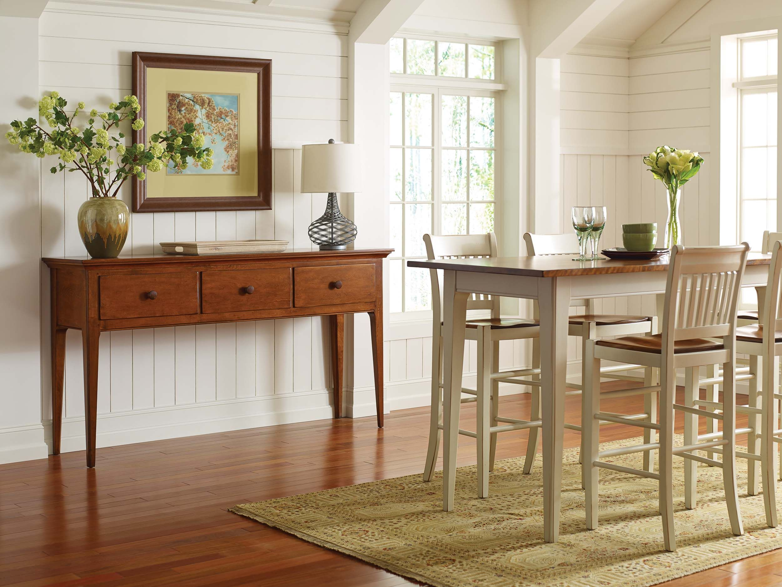 Superieur Nichols U0026 Stone Hancock Collection By Stickley Furniture  Shown Here:  Hancock Bistro Table