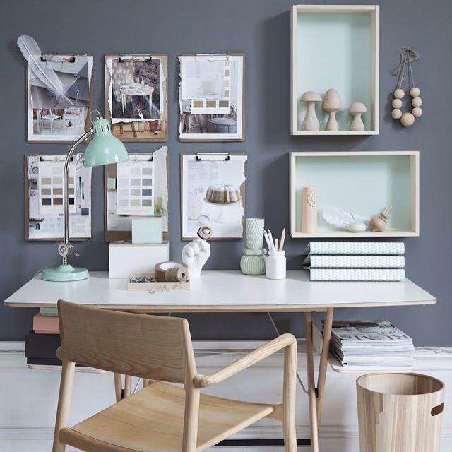 Simplicidade e beleza 😍 | Simplicity and beauty 😍 #yaydecor #decor #decoration #decoração #interiors #interiordesign #designdeinteriores #homeoffice #escritório #pinterest | 📷: archzine.fr