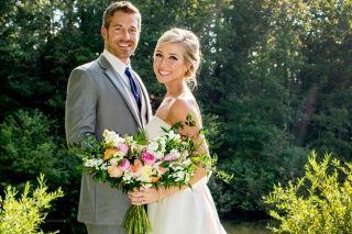 Real Arkansas Wedding Erin Hawley Evan Newbolt Of Little Rock