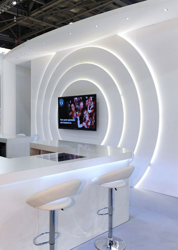 Sungard Exhibition Stand Design : Exhibition stand design hotelympia 创意墙面 pinterest