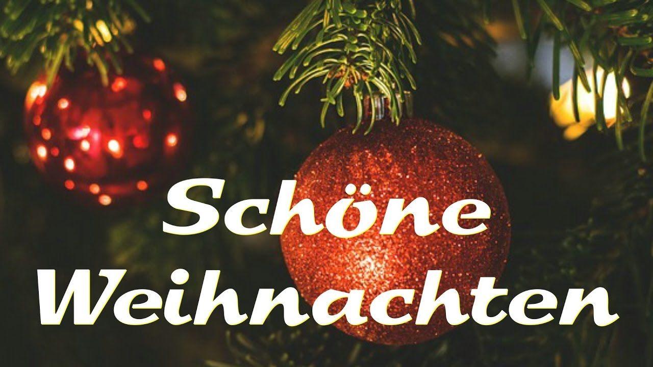 🎄 Schöne frohe Weihnachten Advent 🎄 Ein Videogruß für Dich ❤