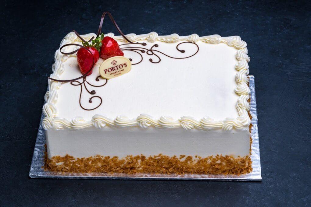 Cakes page 5 of 25 portos bakery cake strawberry