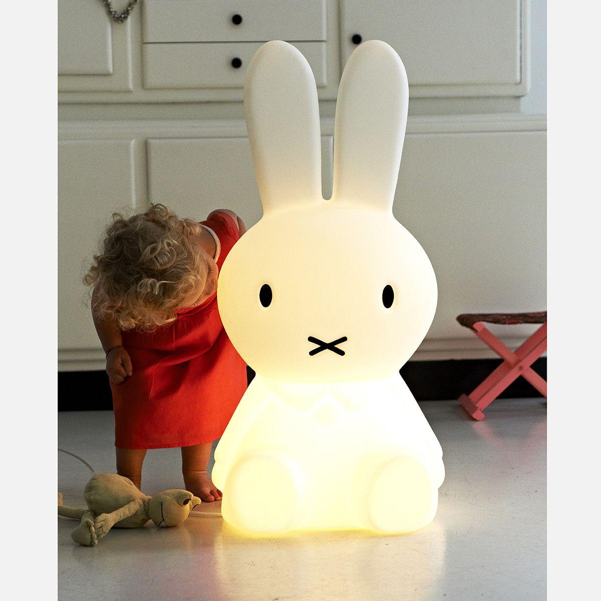 Miffy Lamp Miffy Lamp Bunny Lamp Kids Room