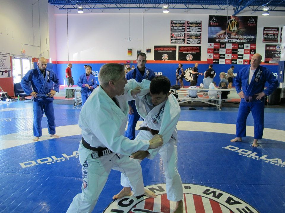 10 mixed martial arts gyms guaranteed to get you fight