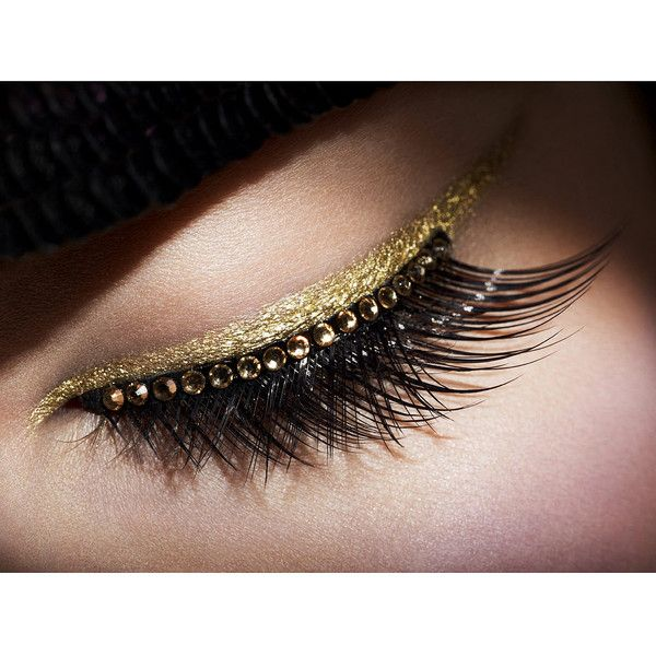 Dior Grand Bal False Lashes 28 Liked On Polyvore Hair