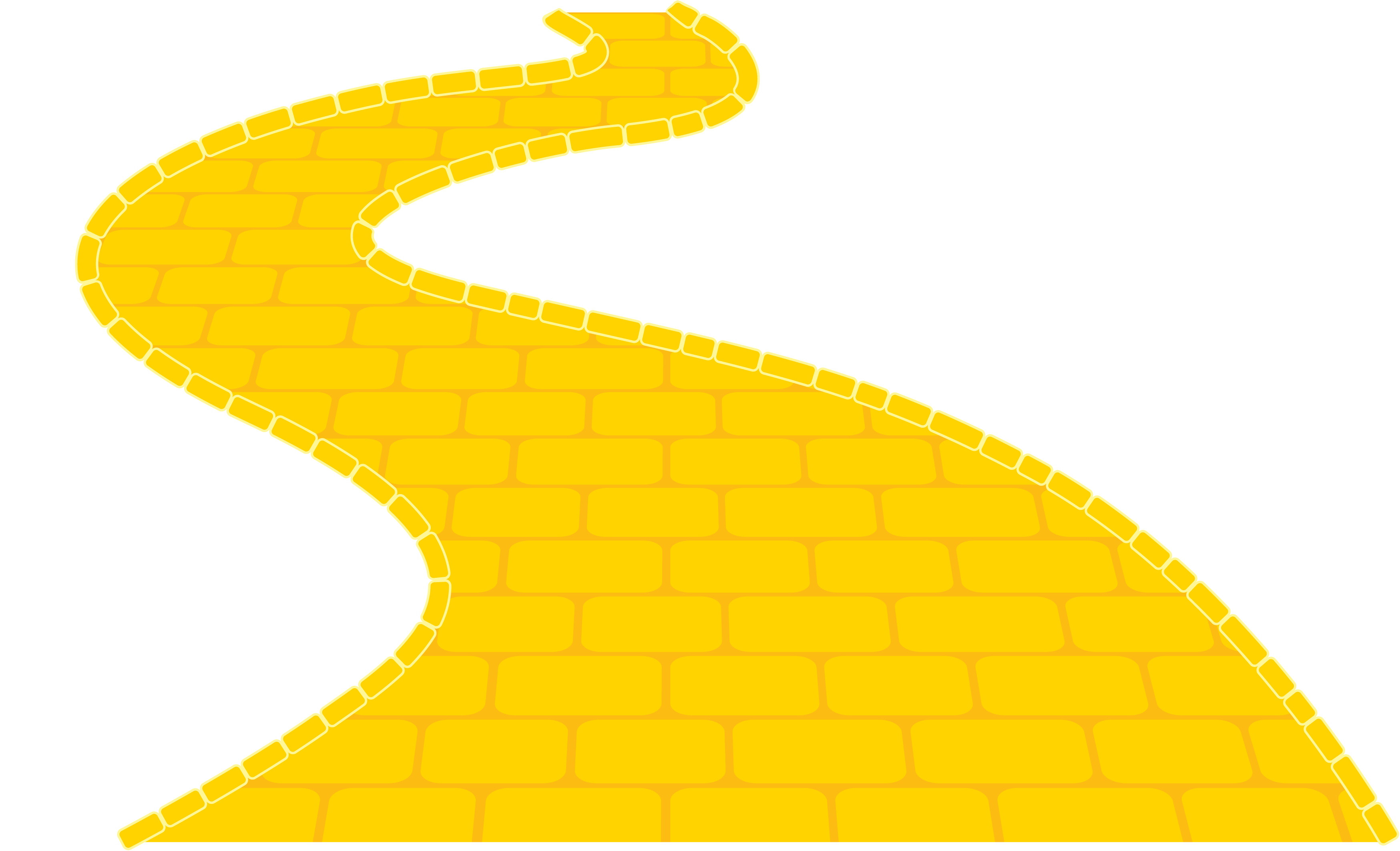 Pin By Lora Mills On Strickly Business Expo Yellow Brick Road Brick Road Clip Art