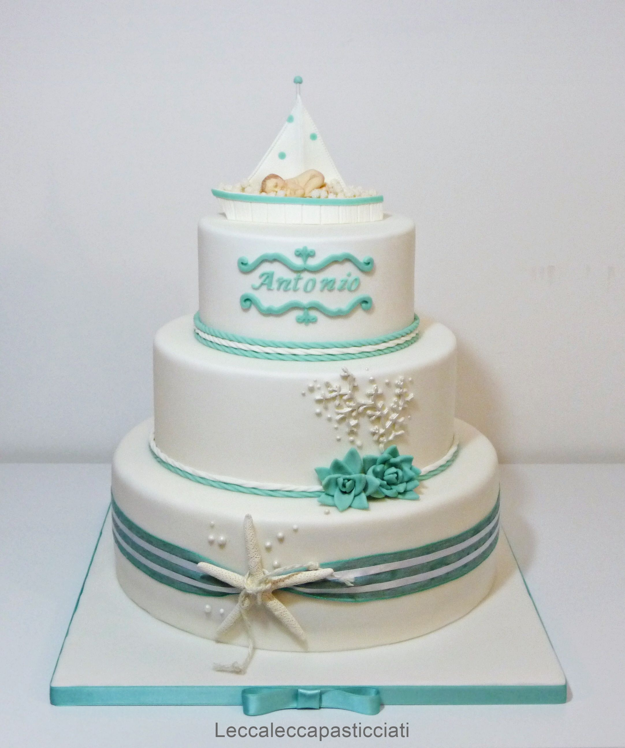 Baptsim: Marine cake