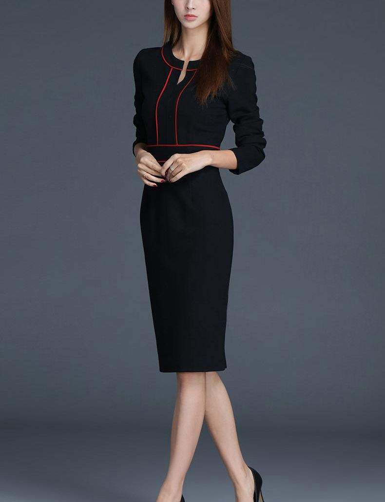 wear to work smart dress women suits elegant fashion