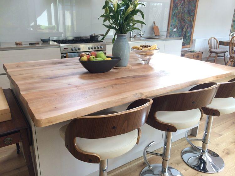 Holz Arbeitsplatten Machen Die Moderne Kuche Gemutlich Moderne Kuche Arbeitsplatte Und Massivholz Arbeitsplatte