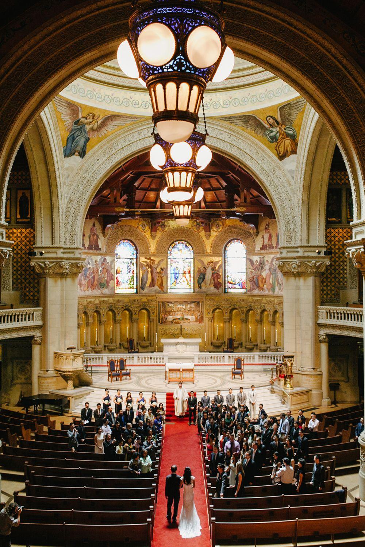 Stanford Memorial Church Unique Wedding Venue Location