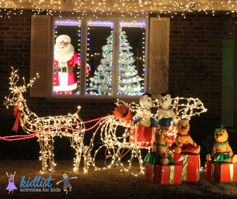 Best Christmas Lights in Chicago's Western Suburbs Best