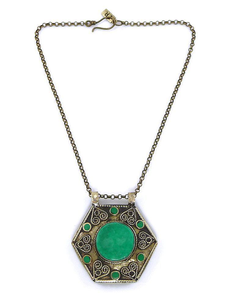 Spirit Locket Necklace