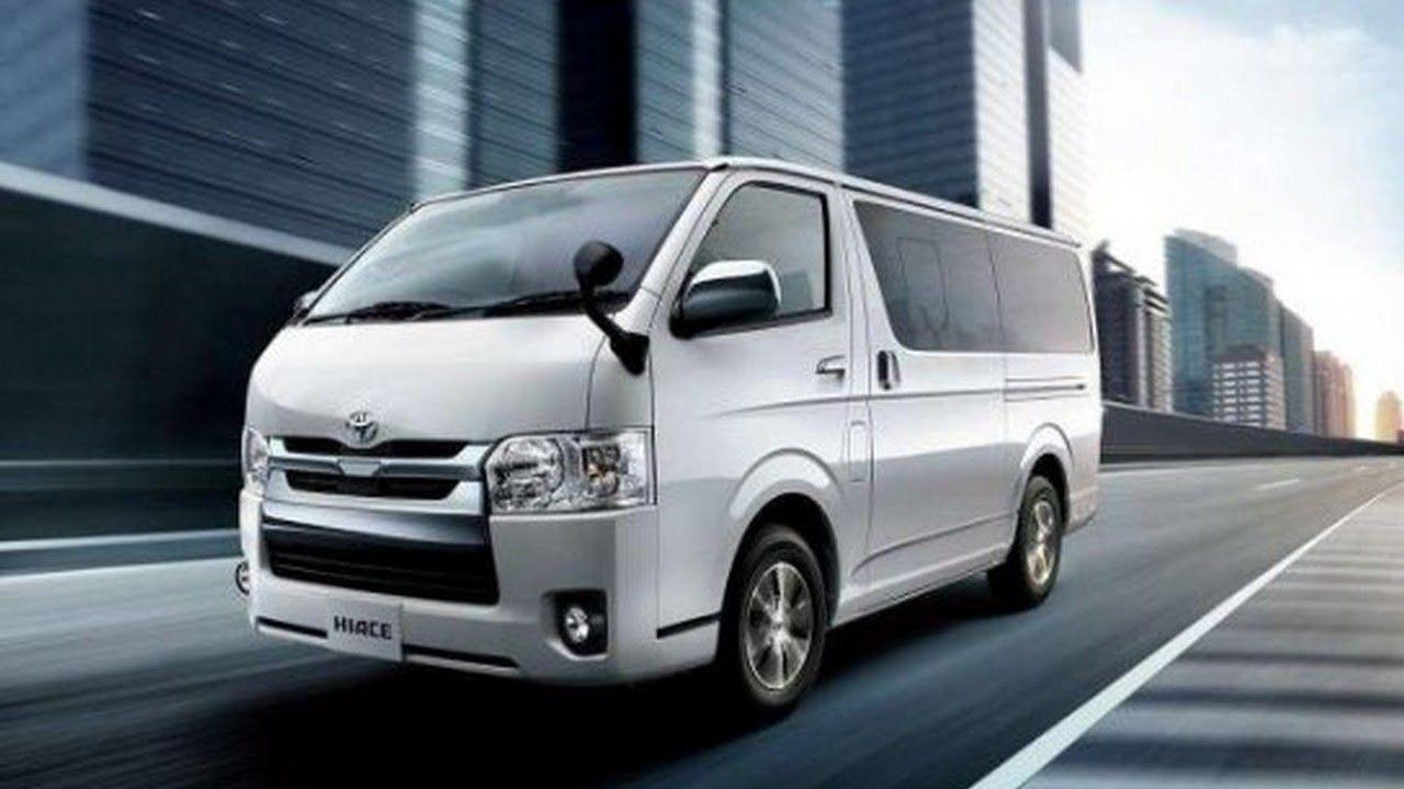 The Toyota Hiace 2019 Release Date