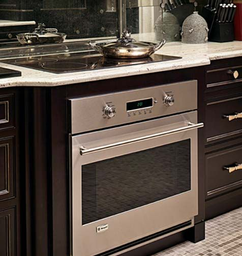 Picture Of Under Cooktop Kitchen Drawers: An Induction Cooktop Over A Wall Oven? It Can Happen