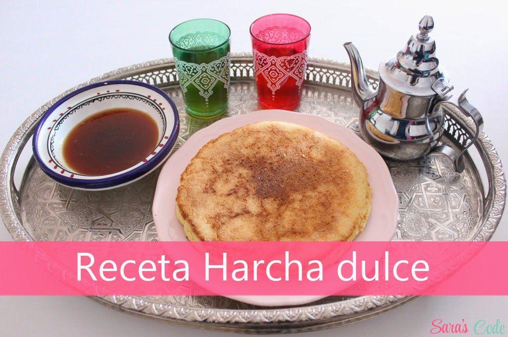 Receta Harcha dulceReceta Harcha dulce