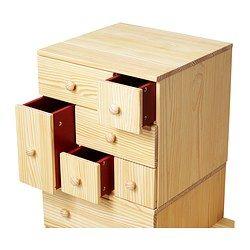 IKEA PS 2012 Lisälipasto, 6 laatikkoa - IKEA