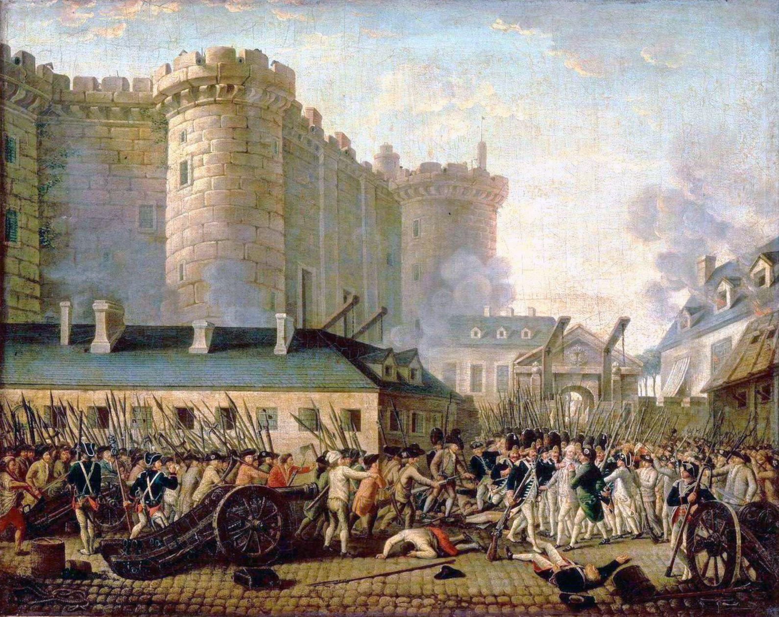 La stampa durante la Rivoluzione francese   French revolution ...