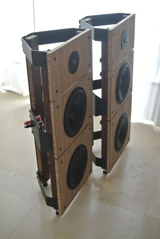 Pure Audio Project Trio 10 Timeless | open baffle speakers