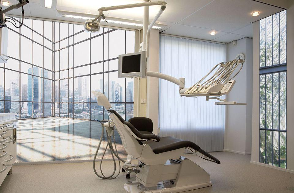 Décoration d\'un cabinet dentaire | Déco pour les pros | Pinterest