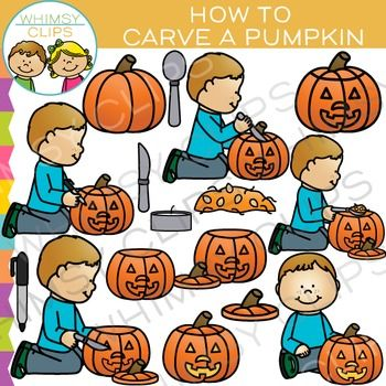 how to carve a pumpkin clip art sequencing and fall clip art clip rh pinterest com cave clipart jesus tomb cave clip art free black and white