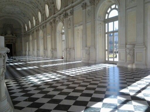 Reggia di Venaria, Torino, Italy