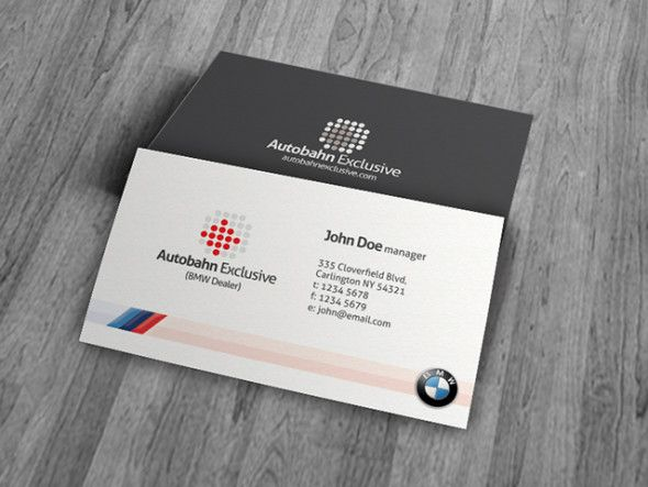 CMBMWbusinesscardtemplates More At Designresourcesio - Free business card designs templates