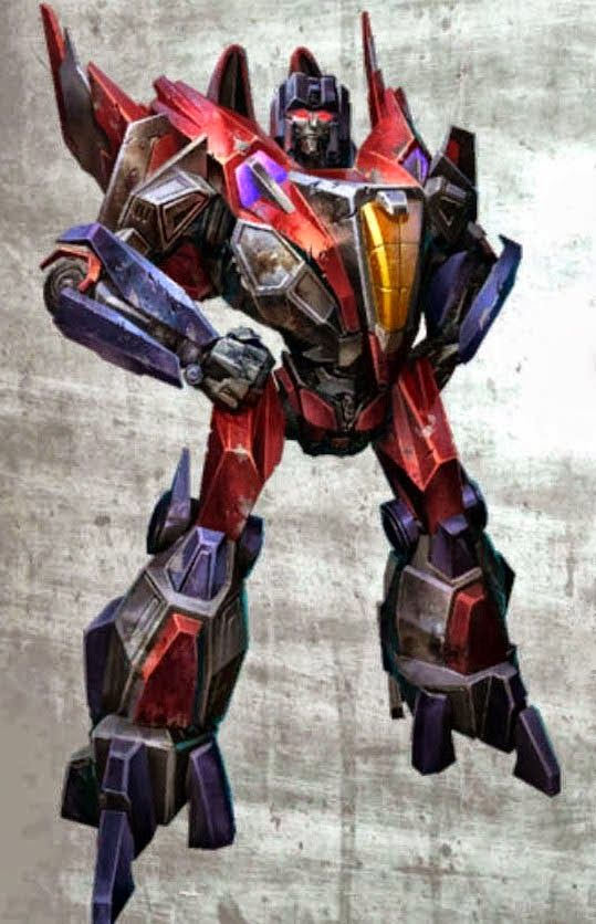 Transformers Fall of Cybertron Starscream | Transformers