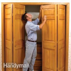 Learn Four Easy Fi For Common Bifold Door Problems