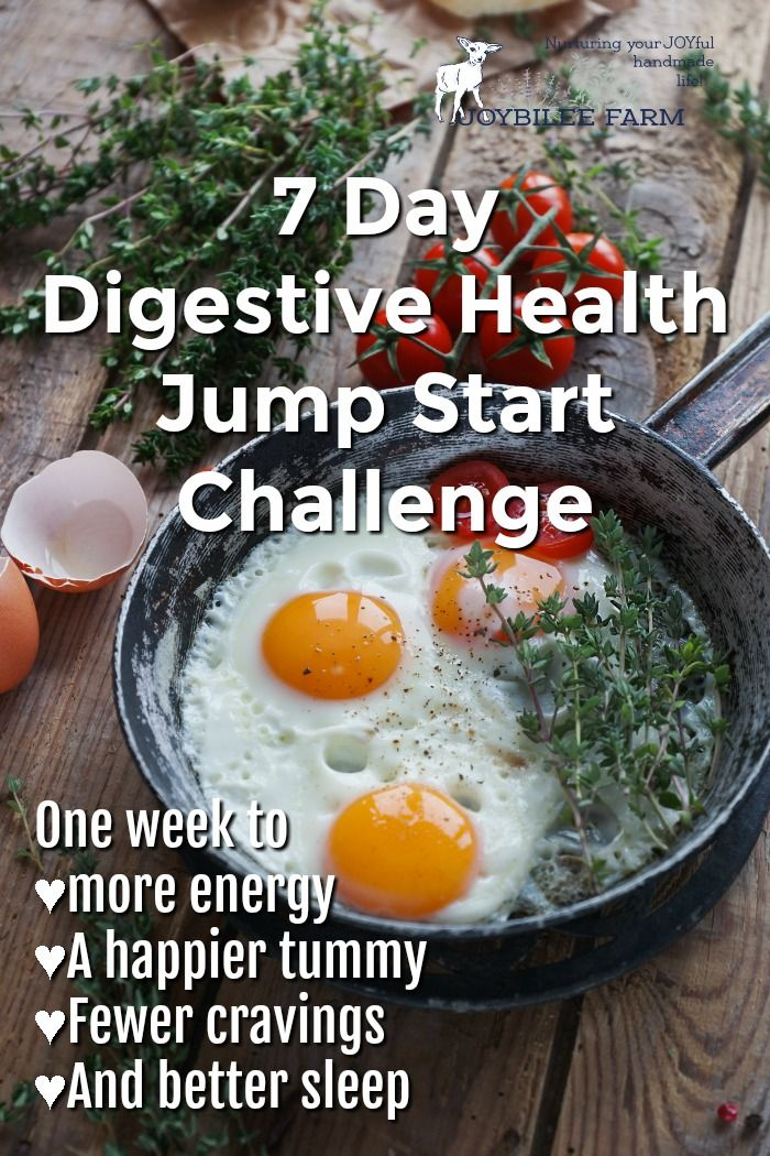 Join me for this 7 Day Digestive Health Challenge for more ...