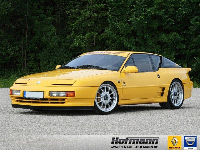 1995 renault alpine a610 turbo automobiles cars. Black Bedroom Furniture Sets. Home Design Ideas