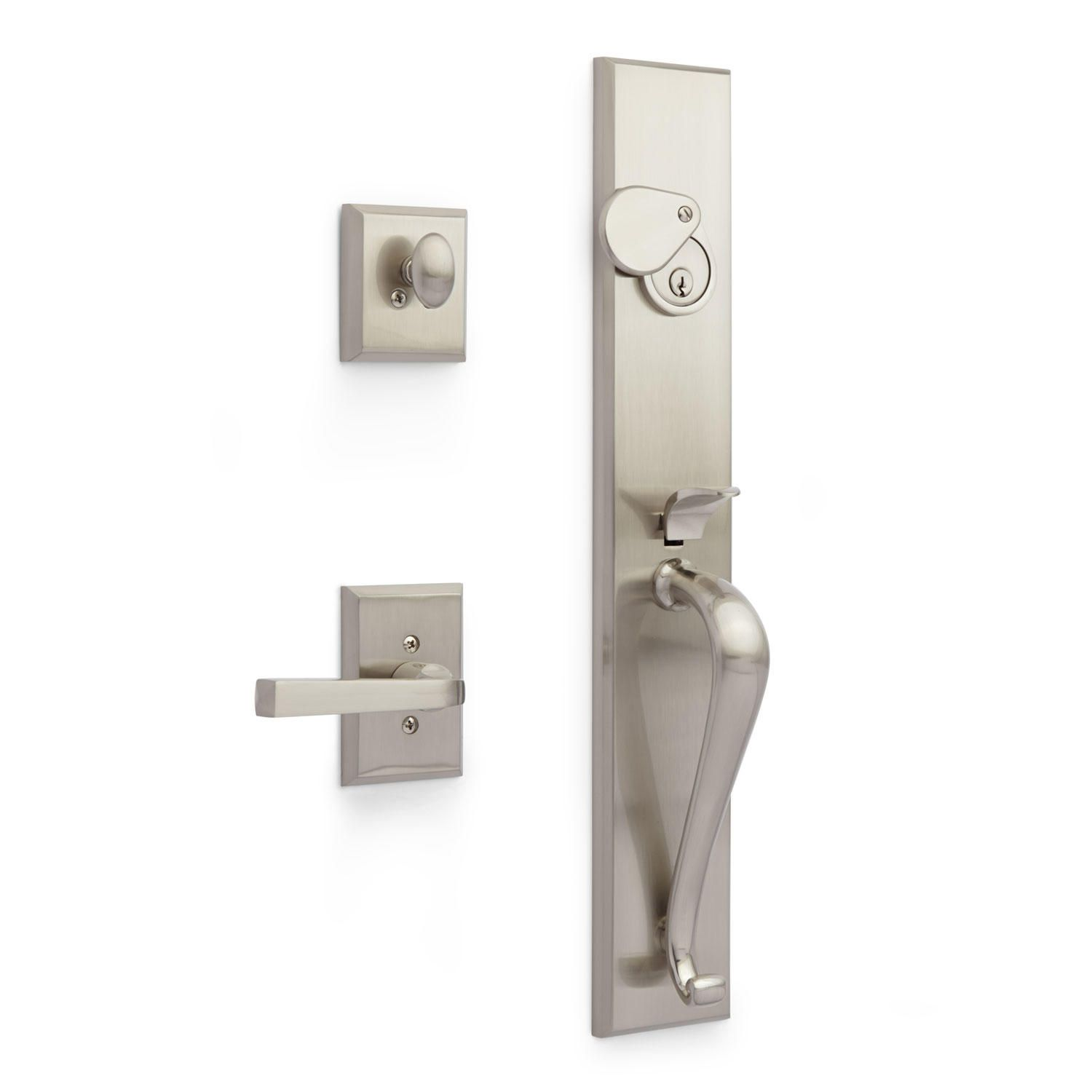 Hamden Sectional Entrance Set Door Handles And Locksets Entry Door Hardware Front Door Handles Entrance Doors
