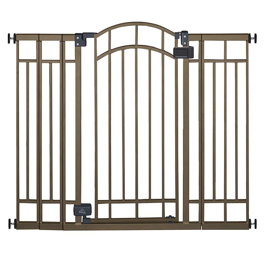 Walk Through Baby Gates Large Baby Gates Buybuy Baby In 2020 Child Safety Gates Best Baby Gates Baby Gate For Stairs