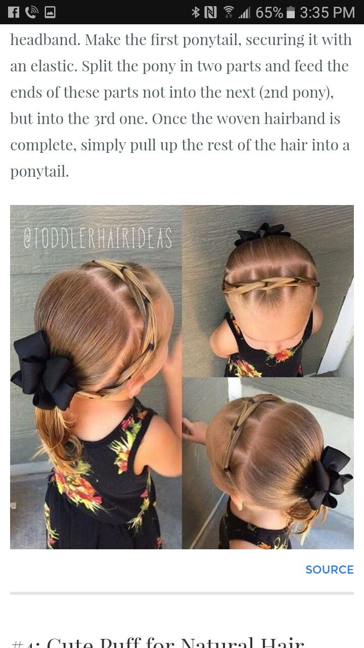 Pin by grace on kids hairstyles pinterest kid hairstyles
