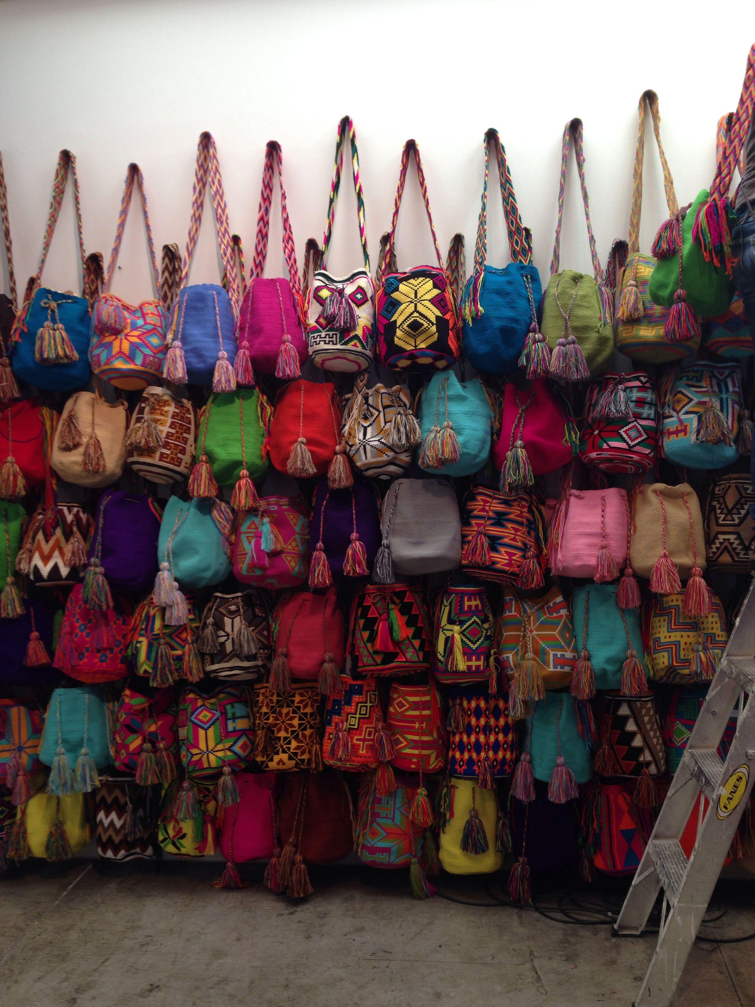 nuevo baratas 2020 disponible Mochilas colombianas | Modas | Mochilas, Bolsos cartera y Bolsos