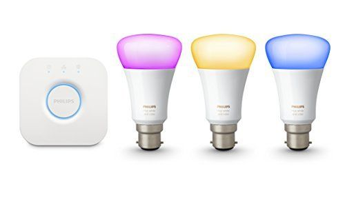 Philips Ambiance Wireless Lighting Bayonet Hue Philips Smart Light Bulbs Smart Bulb