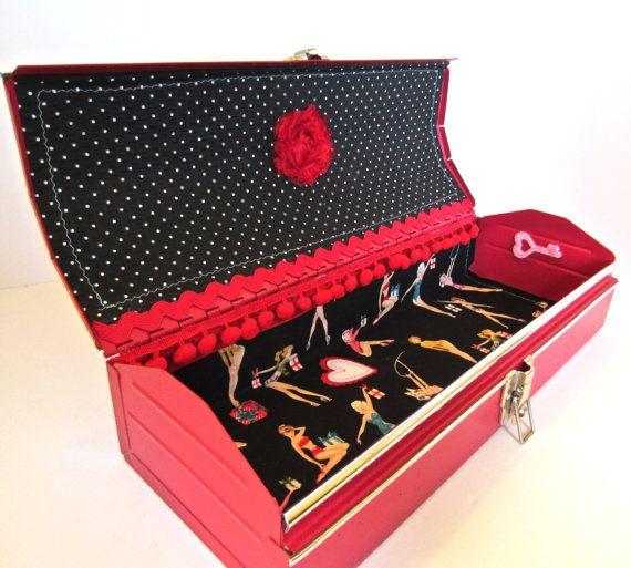 Adult toy box