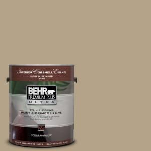 Behr Ultra 1 Gal Home Decorators Collection Hdc Nt 12 Curly Willow Extra Durable Eggshell Enamel Interior Paint Primer 275401 The Home Depot Behr Premium Plus Ultra Interior Paint Behr Ultra