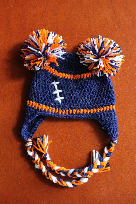 Team Spirit Double Pom-Pom hat | Pinterest | Gorros, Gorro tejido y ...
