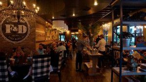 Menu F Amp D Kitchen Amp Bar Bar Menu Restaurant Menu Design Sydney Restaurants
