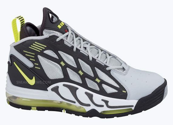 Nike Air Max Pillar Neutral Grey Volt | Free running