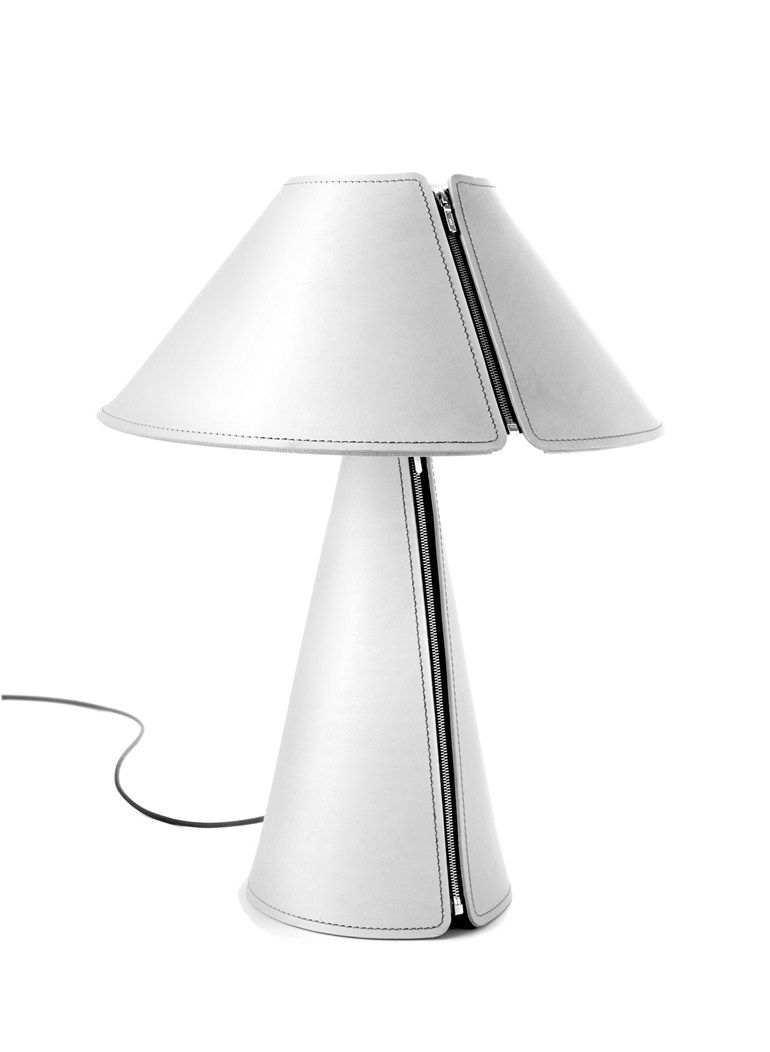 Leather Table Lamp El Senor Formagenda Light Table