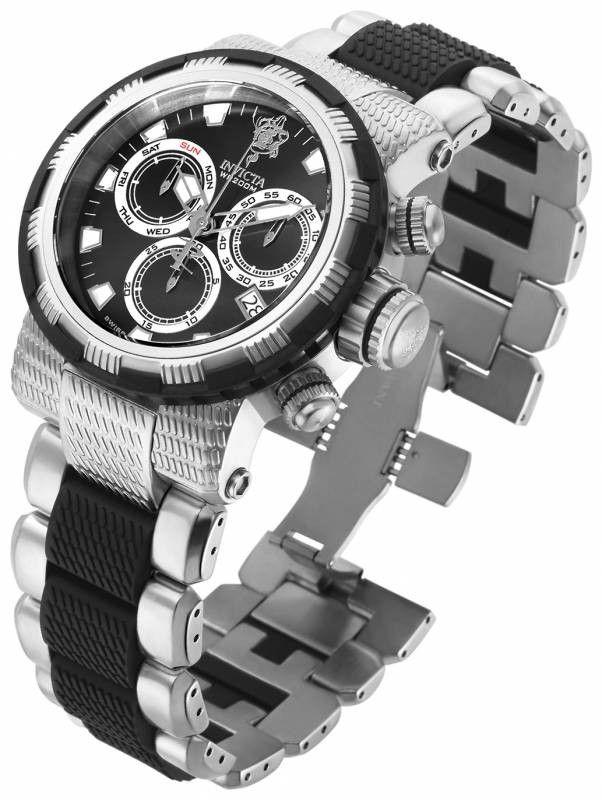 b58a75b53966 Invicta Hombre 17998 Sea base collection Reloj Acero inoxidable Negro