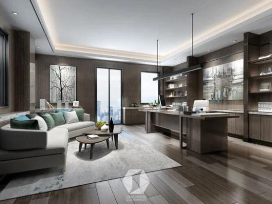 26 Desain Inspiratif Ruang Kerja Direktur 1000 Inspirasi Desain Arsitektur Teknologi Konstruksi Dan Kreasi Seni Desain Kantor Desain Interior Desain