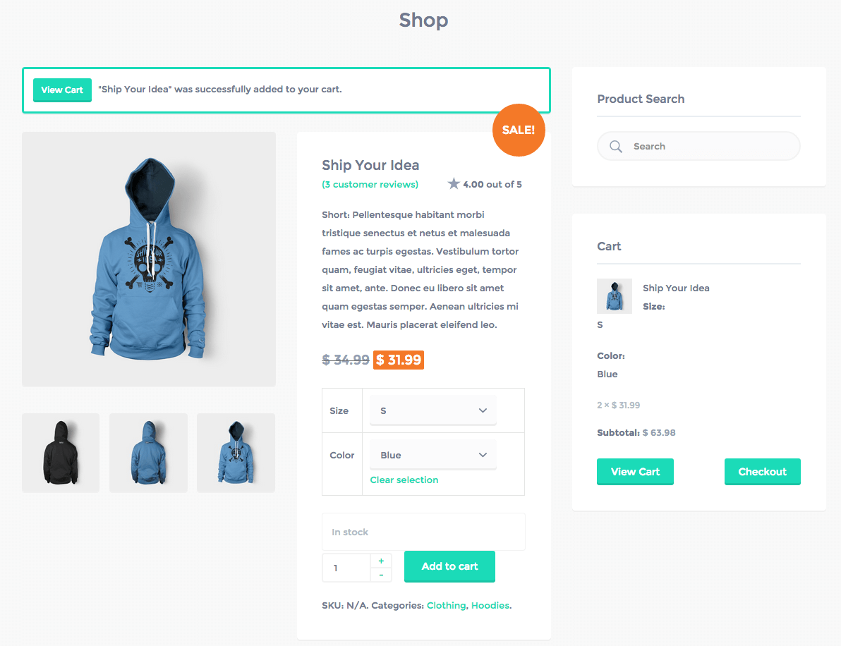 Best Woocommerce Themes  Listify Review Product  Vita Broszury